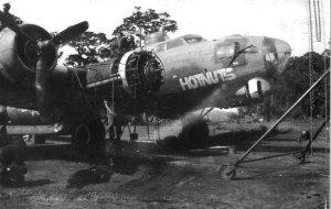 Hot Nuts, Aircraft 42-39888