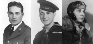 Farrar Boys in WWII