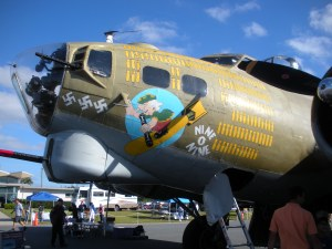 B-17G Nine-O-Nine Nose Art