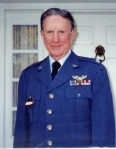 Lt. Col. Wallace A. Storey in 2006