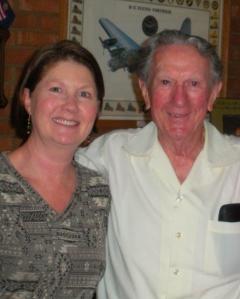 Cindy Farrar Bryan and Wallace A. Storey, June 2011