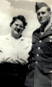 Maudene and Lenard Bryant, March 1944