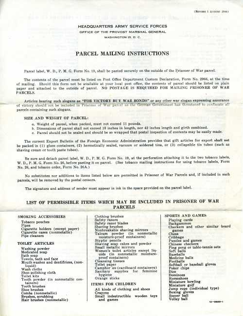 1944-08-00-ParcelMailingInstructions-001