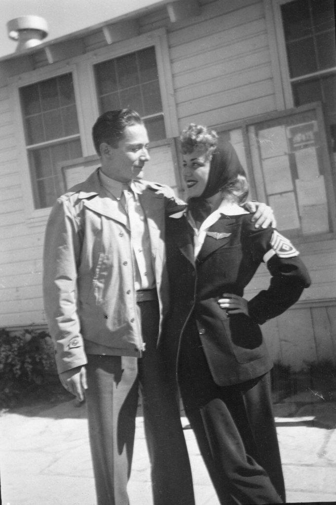 George Edwin Farrar and Movie Star Anne Shirley
