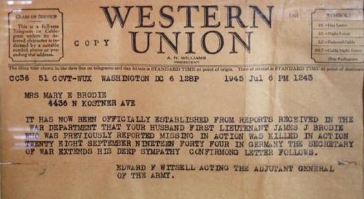 1945-07-06 Telegram