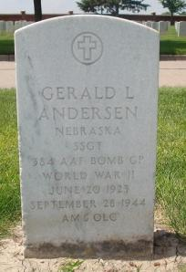 Andersen Grave