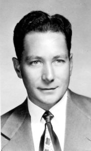 Ed Farrar's First Oakite Company Photo (1949)