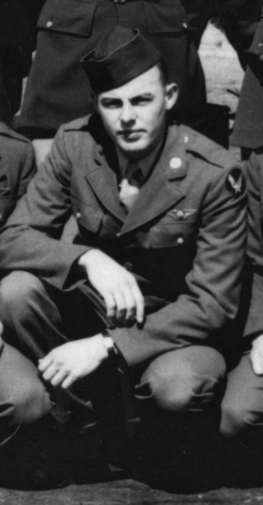 Clarence B. Seeley, Engineer/Top Turret Gunner, Buslee Crew