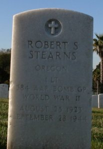 Stearns Grave CA