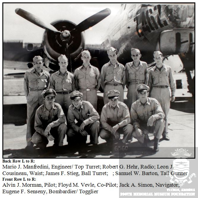 Floyd Vevle crew photo
