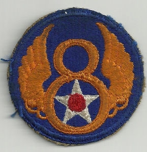 Mighty Eighth Air Force Patch