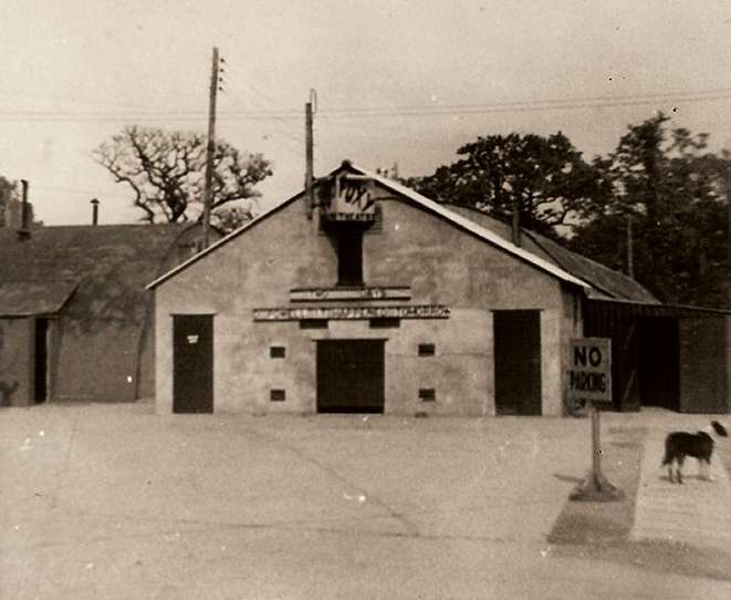 The Foxy Theatre, from the Quentin Bland Collection
