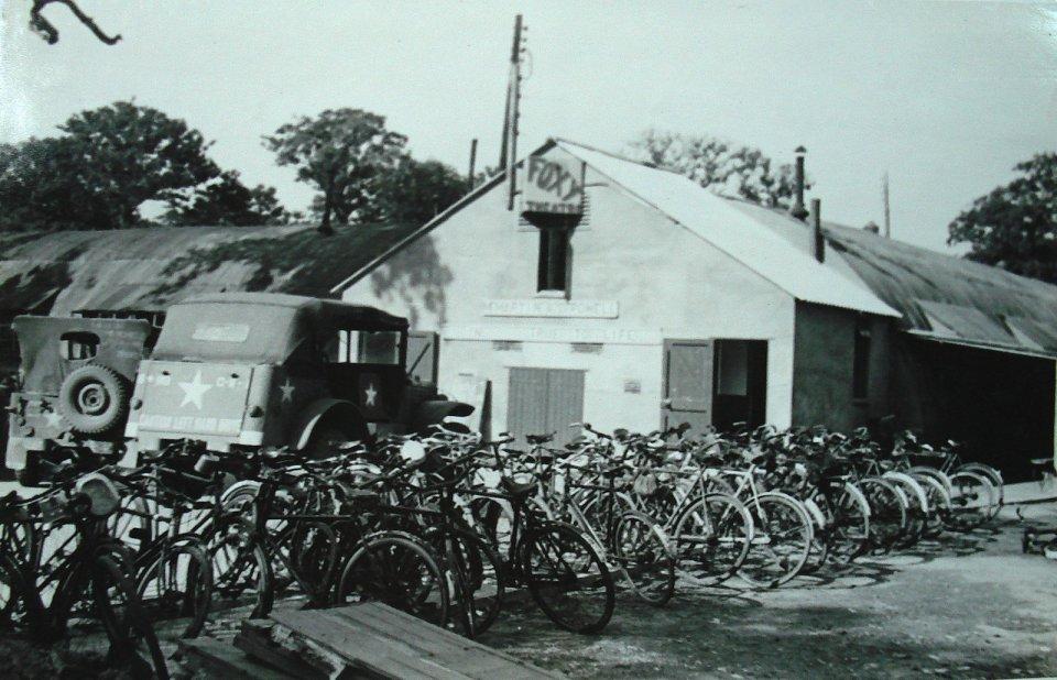 The Foxy Theatre, photo courtesy of Tony Plowright