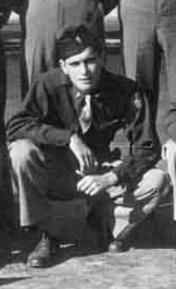 Edward Field in WWII