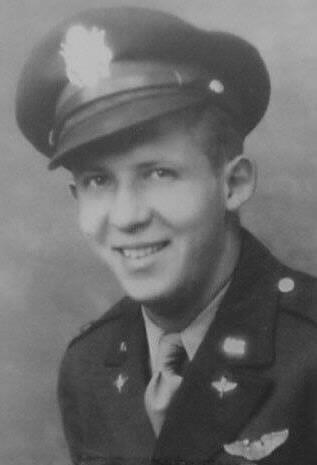 Floyd Martin Vevle, 390th Bomb Group