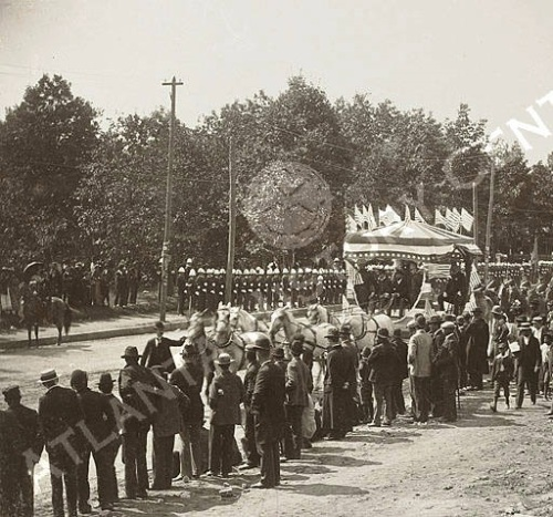 Liberty Bell Parade, October 8, 1895