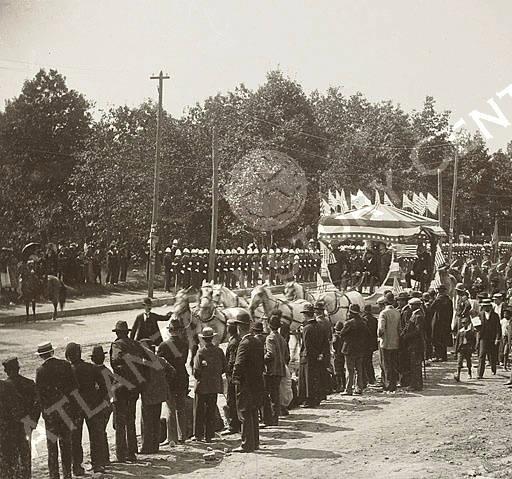 Liberty Bell Parade, October 8, 1895