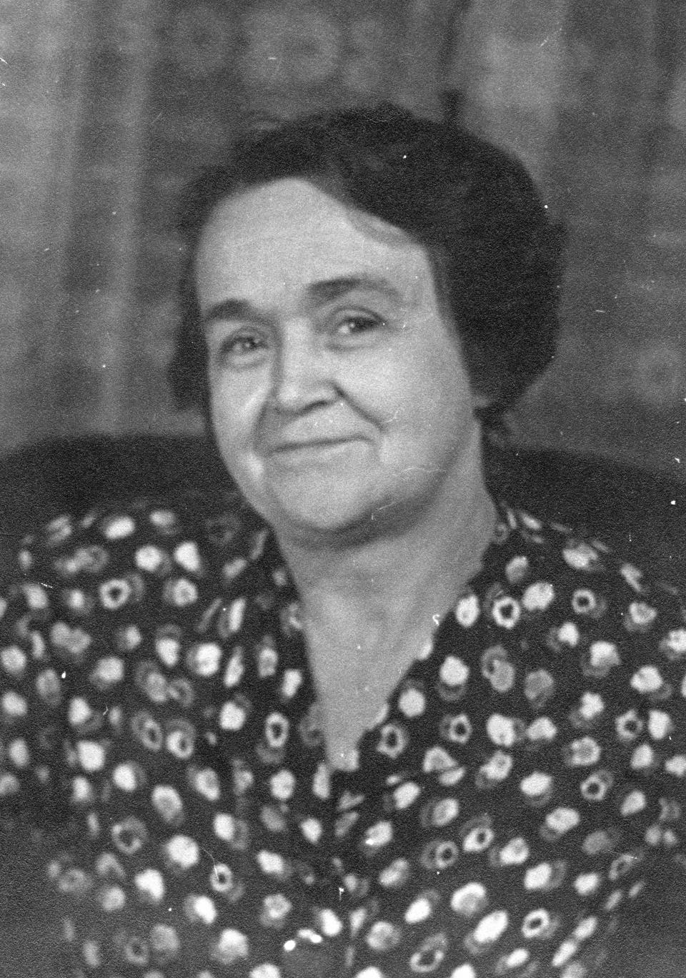 My Grandmother, Raleigh May George Farrar